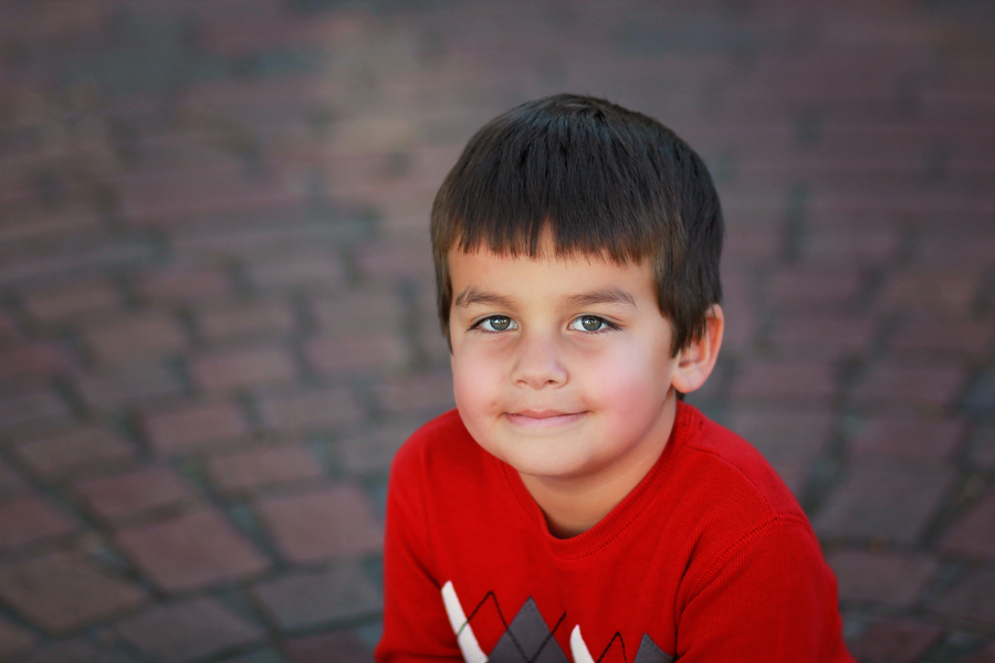 Tampa Christmas Portraits by Dana Nicole Photography University of Tampa children