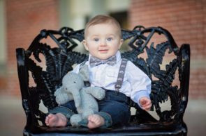 6 month old boy photoshoot Dana Nicole Photography in Tampa