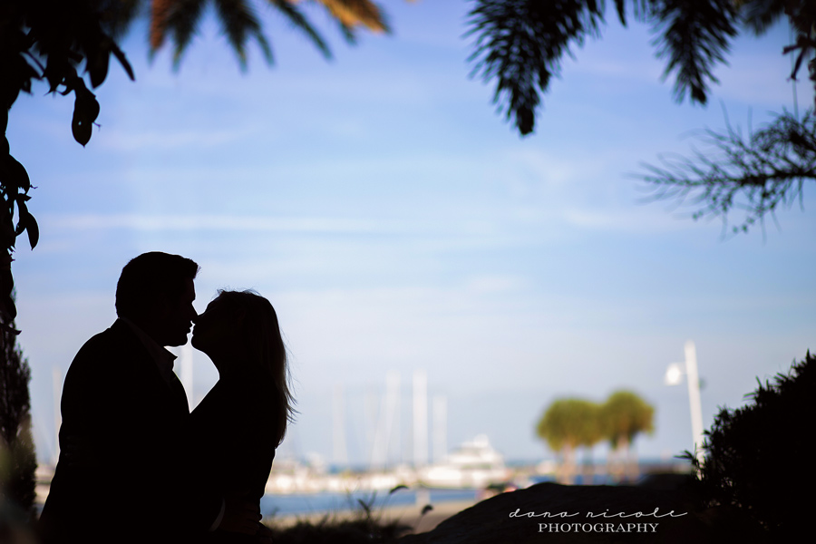 downtown St. Pete engagement photography by Dana Nicole Photography