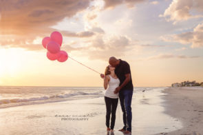 Tampa Matenity Photography at Redington Beach | Dana Nicole Photography
