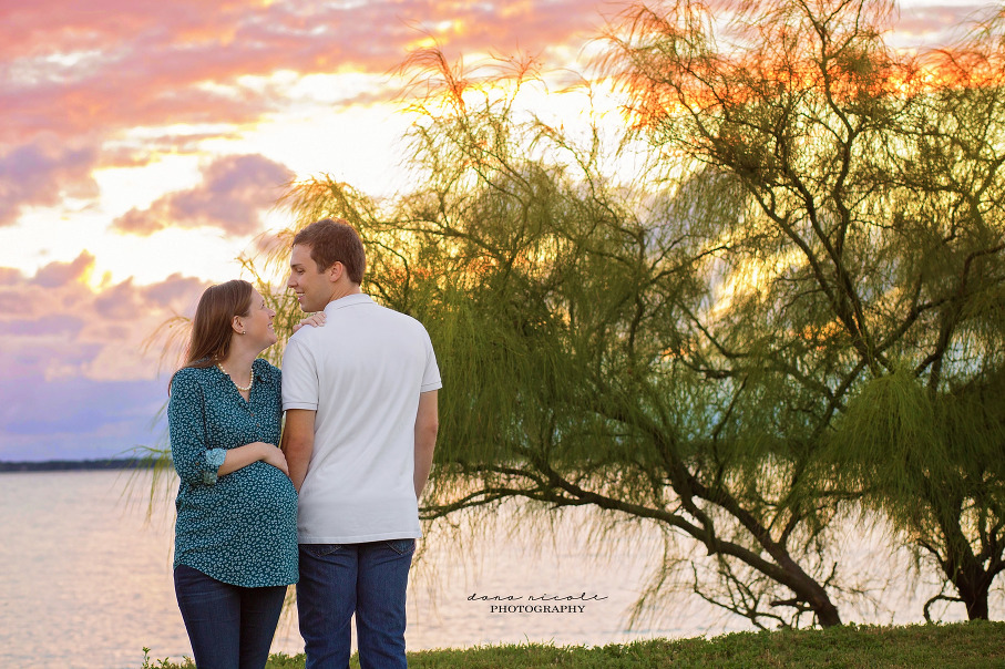 Tampa Maternity Photographer | Dana Nicole Photography