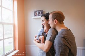 Lifestyle Newborn Photo Session | Dana Nicole Photography | Tampa, FL