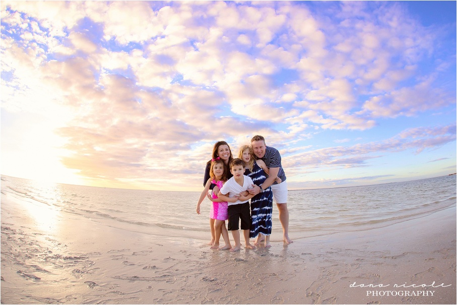 Photo Session at Fred Howard Park in Tarpon Springs | Dana Nicole Photography | Tampa, FL