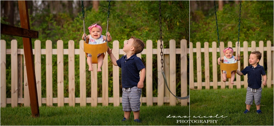 Tampa Child Photography | Lifestyle Session in Odessa | Dana Nicole Photography | Tampa, FL