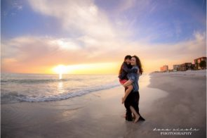 Mommy and Me Session at Redington Beach Pier in St. Pete | Dana Nicole Photography | Tampa, FL