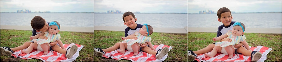 Tampa Child Photographer at Ballast Point Park in South Tampa | Dana Nicole Photography | Tampa, FL