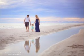 Tampa Child Photographer at Redington Beach Pier in St. Pete | Dana Nicole Photography | Tampa, FL