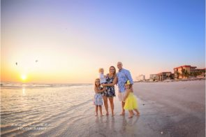 Tampa Family Photographer at Redington Beach Pier | Dana Nicole Photography | Tampa, FL