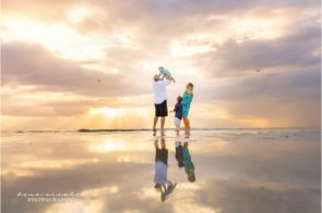 Tampa Family Photography at Redington Beach Pier | Dana Nicole Photography | Tampa, FL