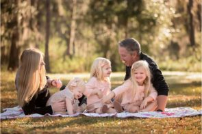 Lutz Family Photographer at Lake Park| Dana Nicole Photography | Tampa, FL