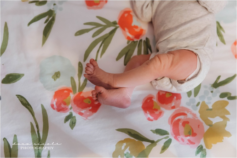 Tampa Newborn Photographer | Dana Nicole Photography | Tampa, FL
