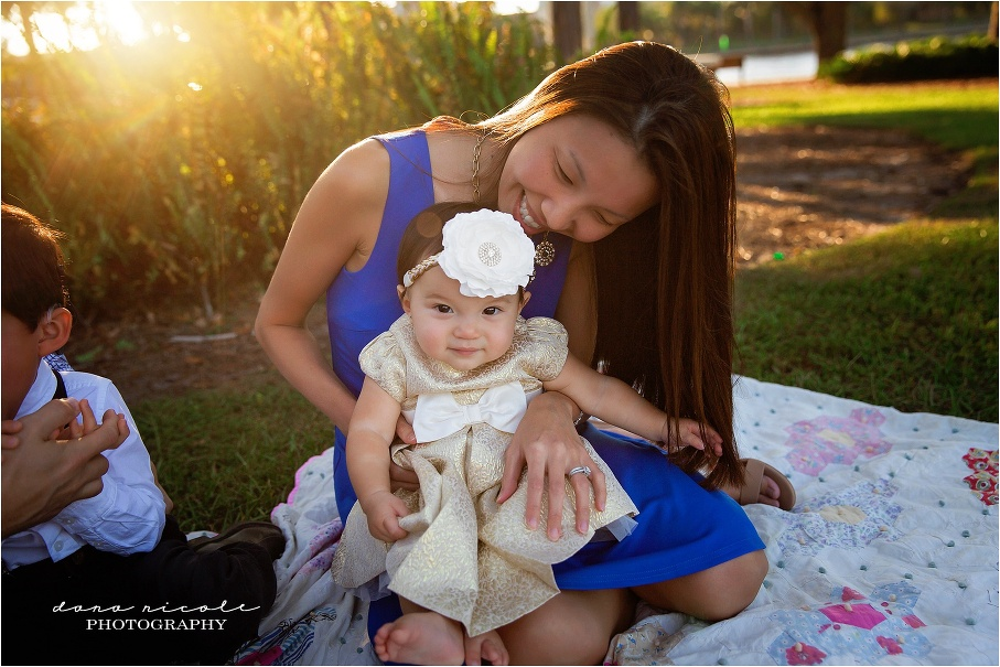 Tampa Family Photography at Waterworks Park Dana Nicole Photography | Tampa, FL